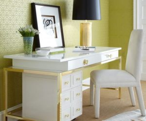 The contemporary Aster office furniture collection