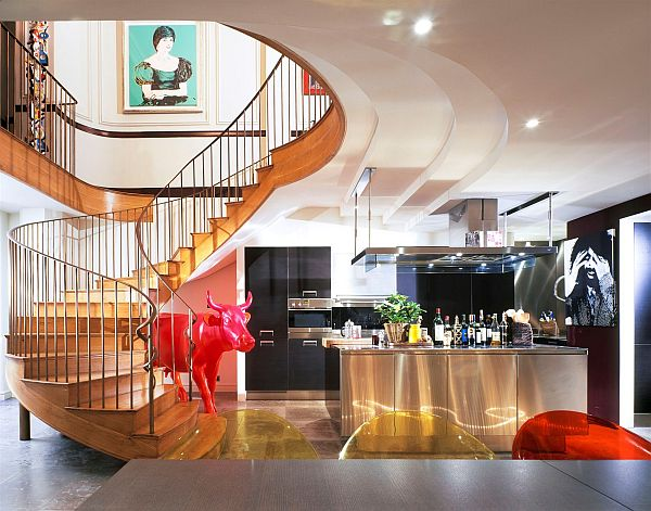 Private residence in London