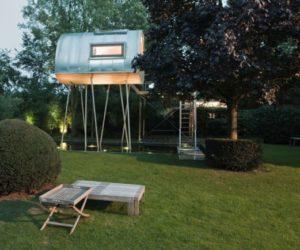 Original Treehouse by Baumraum Studio