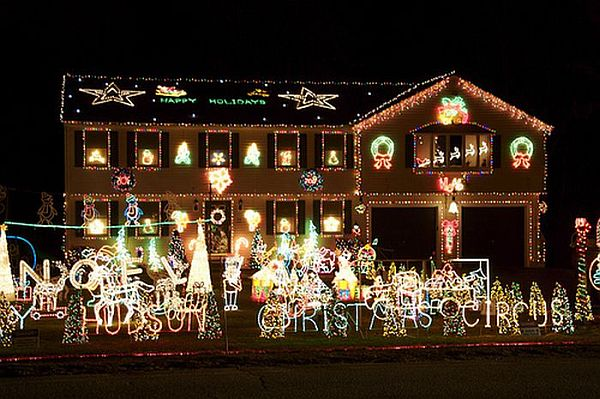 outdoor christmas decoration ideas - Outdoor Christmas Decoration Ideas