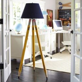 pencil floor lamp