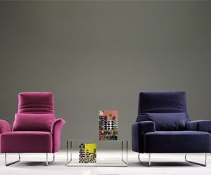 Colorful And Stylish Armchair · The Simply Comfortable Play Armchair By  Rafa García