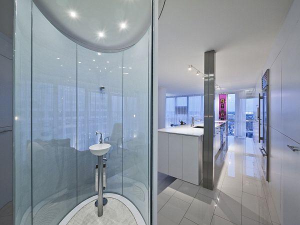 Canadian Apartment interior design