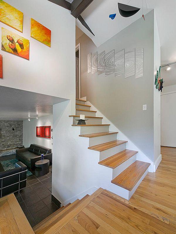 Artistic Tri Level Residence In Denver