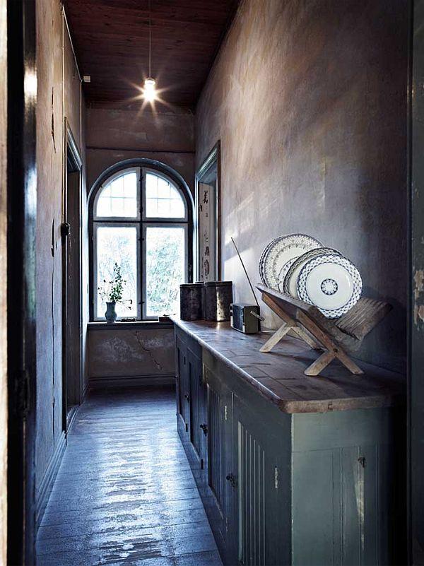 Romantic Interior Design: Romantic 1925 House With A Nostalgic Interior Design