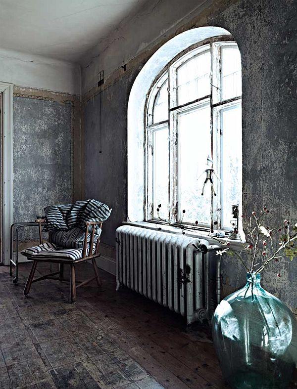 Romantic Homes Decorating: Romantic 1925 House With A Nostalgic Interior Design