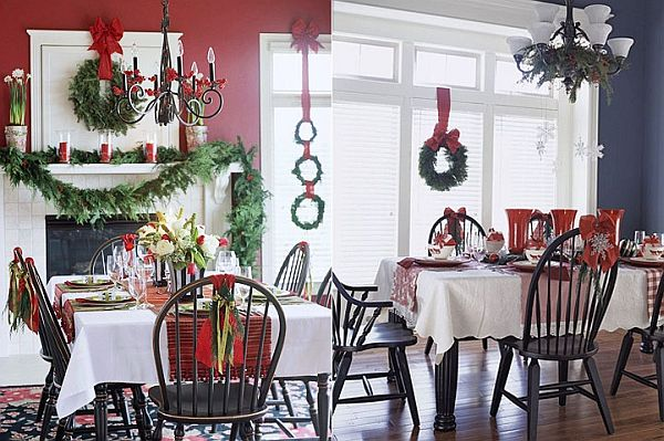 Nice Christmas Table Decoaration Ideas Design Ideas