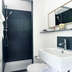 budget friendly design ideas for small bathrooms