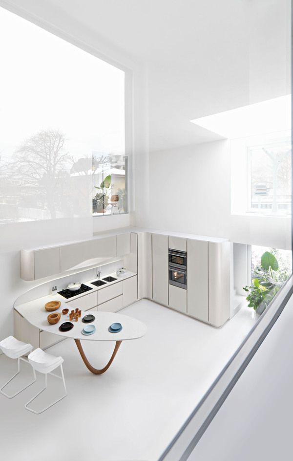 Contemporarary Ola Kitchen