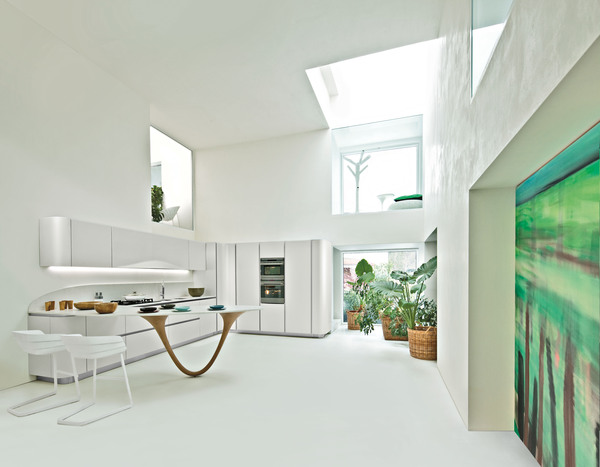 Beautiful Contemporarary Ola Kitchen By Snaidero Idea