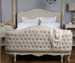 The Elegant Sophia Queen Bed