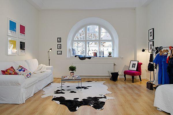 Spacious Studio Apartment In Vasastaden For Rental Interesting Interior Design For Rental Apartments
