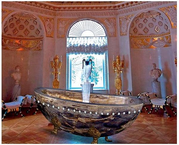 World s most expensive bathtub sold in dubai Grand home furniture dubai