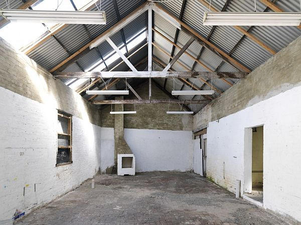 74 Sqm Simple Brick Industrial Structure Built In 1890