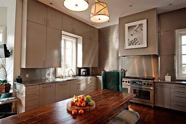 Modern And Sophisticated Kitchen Design By The Wills Company
