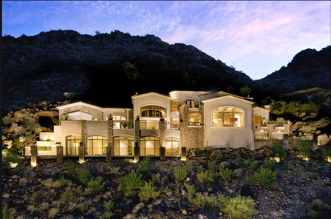 Paradise Valley property with indoor pool