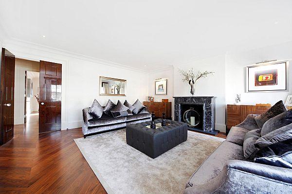 Modern 3-bedroom flat in London for sale
