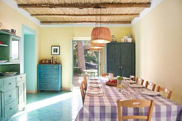 Lovely Villa Aretusa In Amalfi Coast Italy