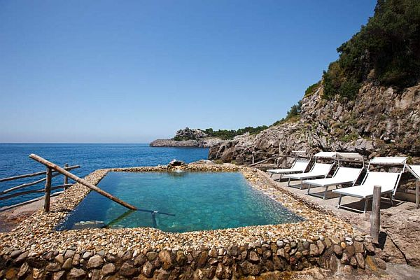 Lovely Villa Aretusa In Amalfi Coast Italy