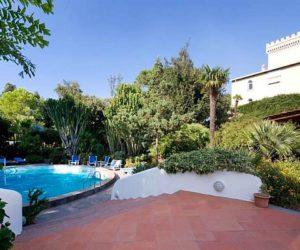Relaxing Villa Jasmine in Ischia,Italy