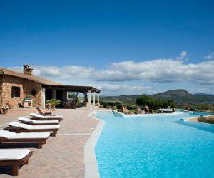 Villa Volpe in Sardinia, Italy