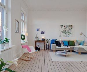 Renovated 3+1 apartment in Linnéstaden for sale