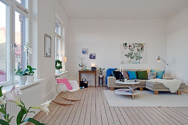 1 Room Apartment Design renovated 3+1 apartment in linnéstaden for sale