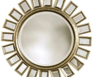 Wonderful Uttermost Cyrus Wall Mirror Good Ideas