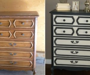 A Few Simple Ways Of Giving An Old Dresser A Fresh New Look
