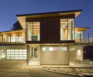 Modern eco-residence in San Francisco