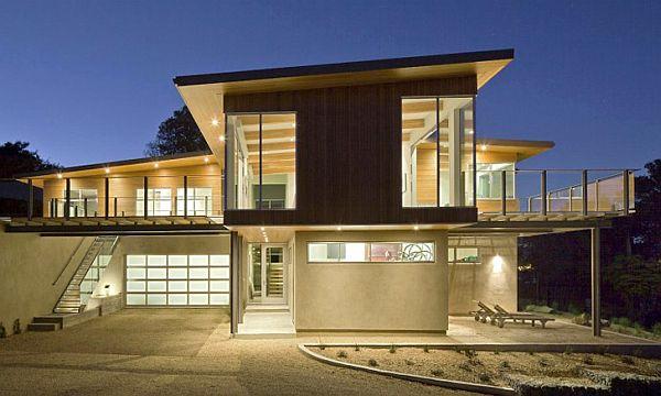Modern Eco Residence In San Francisco