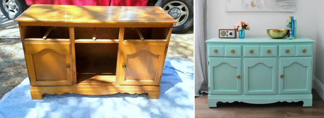 Change the color for your dresser