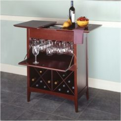 Lovely The Winsome Espresso Wine Butler Great Ideas