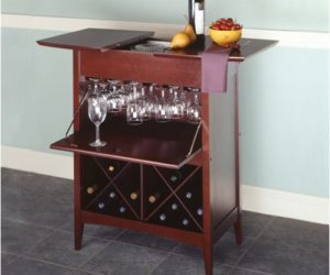 The Winsome Espresso Wine Butler