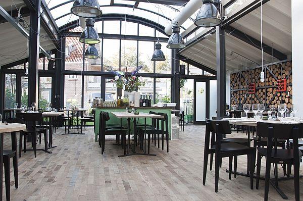 The Fabbrica Restaurant In Bergen