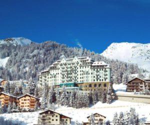 Gorgeous Luxury Hotel in Switzerland