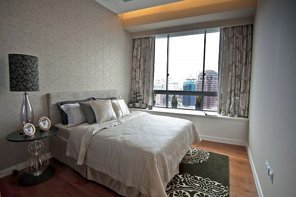 Spacious and luxurious apartment on the 24th floor of grange infinite - Appartement grange infinite showflat singapour ...