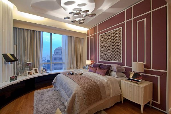 Spacious and luxurious apartment on the 24th floor of - Appartement grange infinite showflat singapour ...