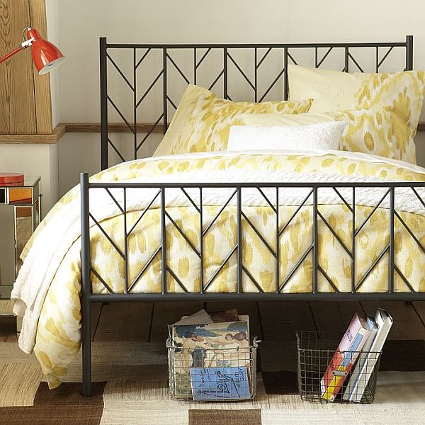 The Herringbone Bed Set Photo