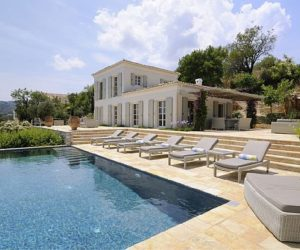 The Spectacular Atolikos House in Corfu