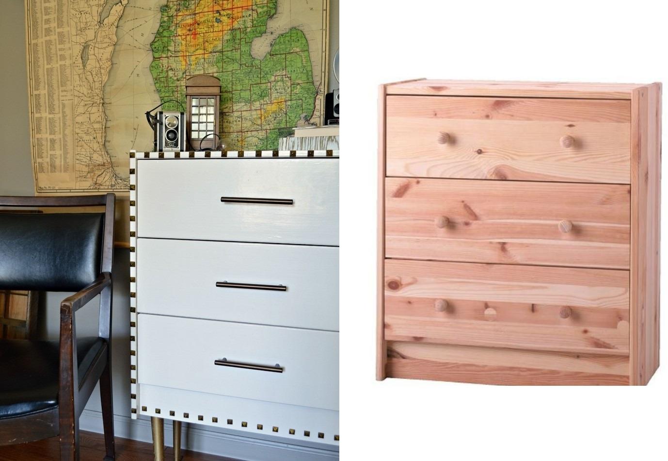 How to hack an IKEA dresser