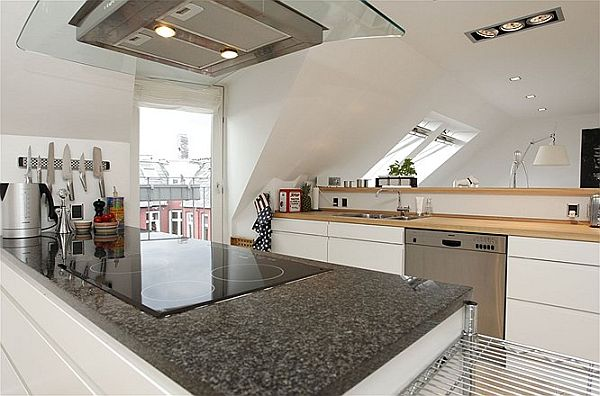 Top Floor Luxury Copenhagen Apartment