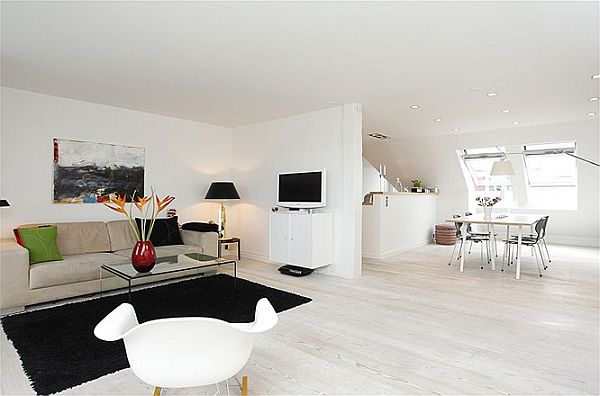 Top Floor Luxury Copenhagen Apartment