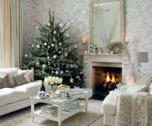 Christmas decoration ideas for apartment