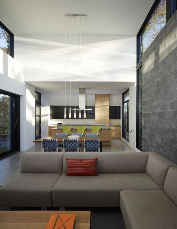 Wonderful Modern House In Delaware By Robert M. Gurney Home Design Ideas