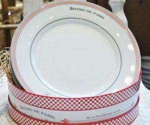 Bistro de Paris Dessert Plates