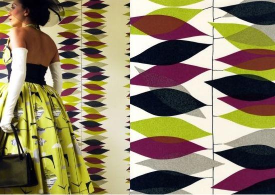 Sanderson 50s Wallpapers