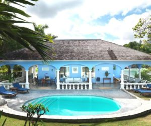 Serene Jamaica Inn in the Caribbean