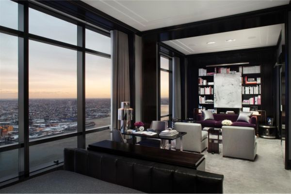 Spectacular penthouse apartment for sale in new york for Penthouse apartment for sale