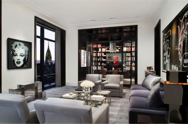 Spectacular penthouse apartment for sale in new york for New york apartment for sale